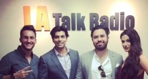 Usman Shaikh interviewed on LA Talk Radio's Modern Male.