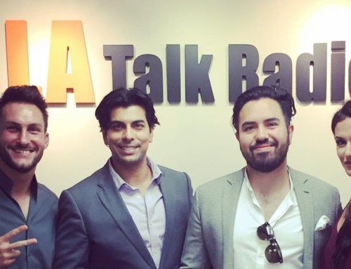 Usman Shaikh Discusses Social Media Influence on LA Talk Radio