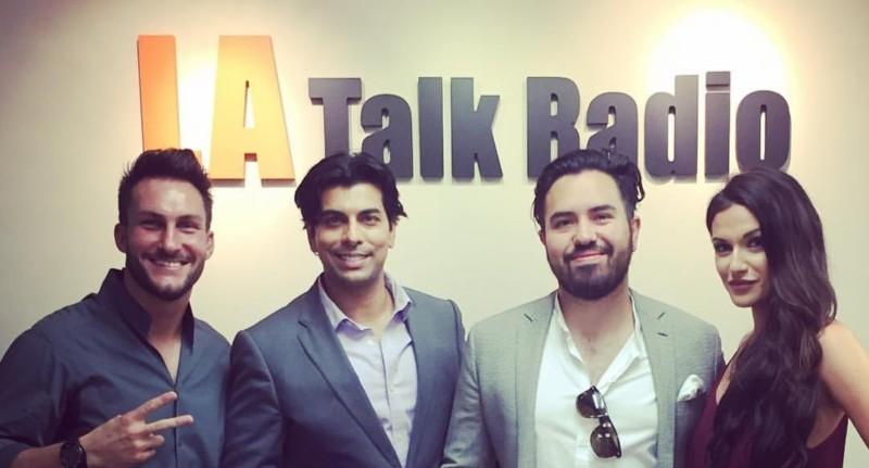 Usman Shaikh interviewed on LA Talk Radio's Modern Male.